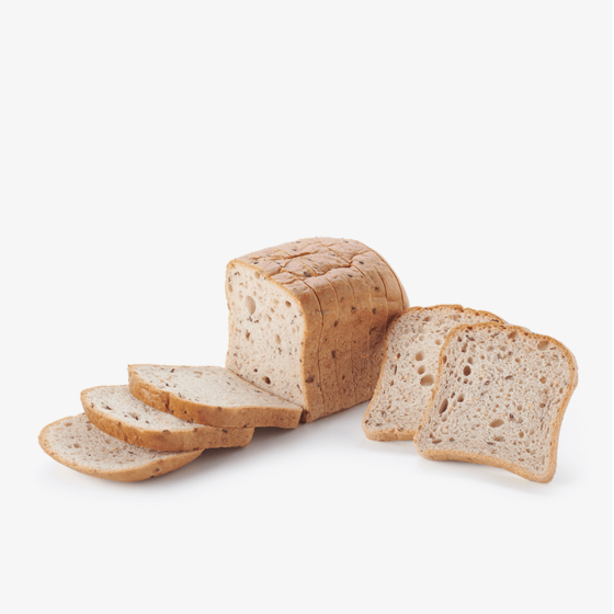 Rebanadas de Bread Makers multicereal sin gluten