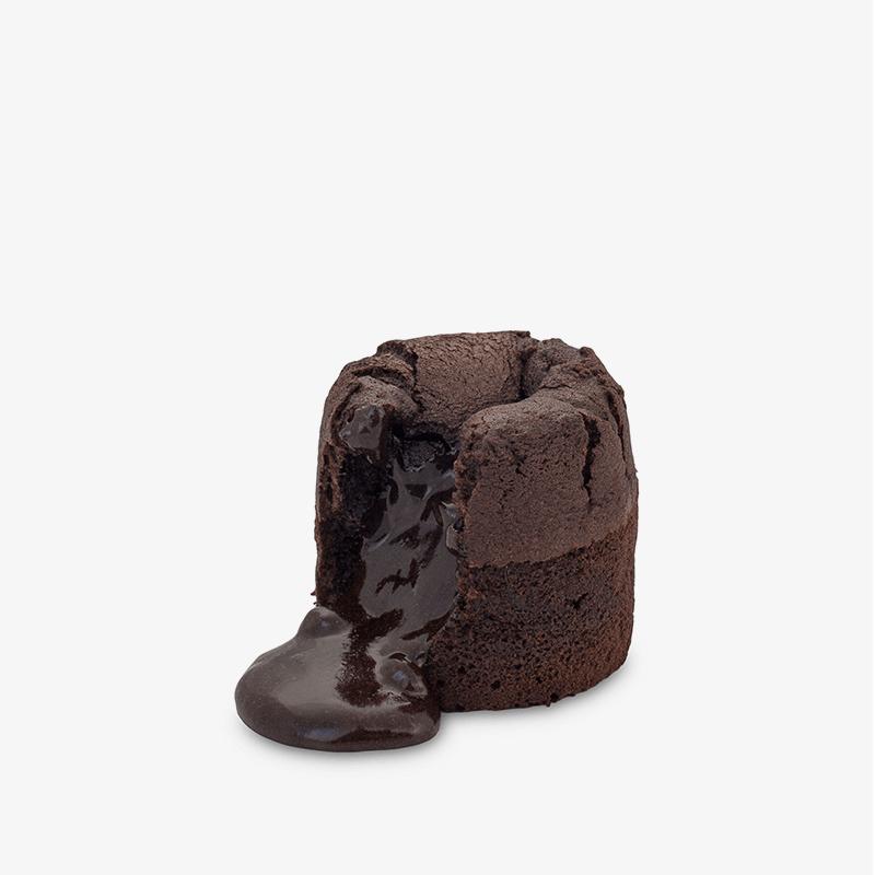 Coulant de Chocolate sin gluten