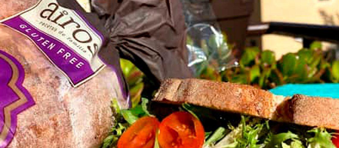 Receta de pisto para la gama de panes sin gluten Master Bakery