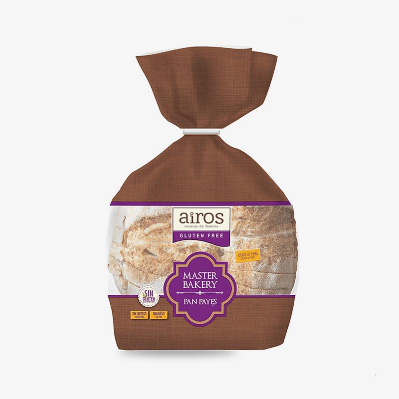 Master Bakery Pan Payés Fresco sin gluten