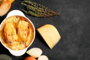 Sopa de cebolla con Baguettina Airos
