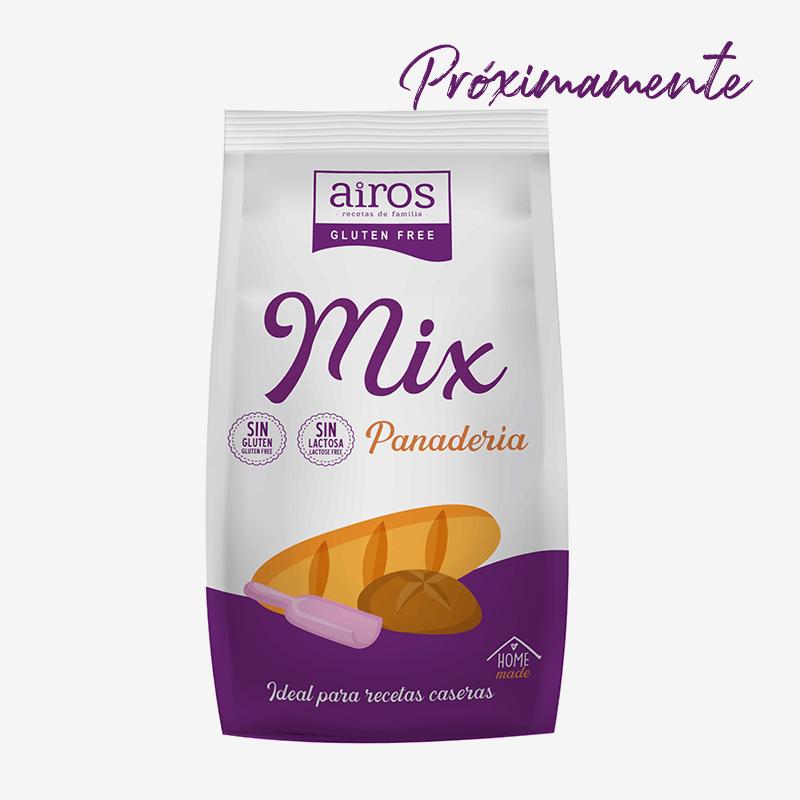 Mix Panadería sin gluten