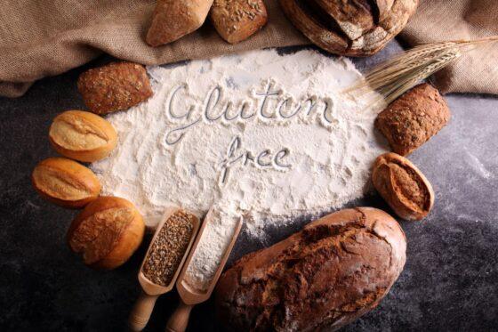 Harinas sin gluten más utilizadas