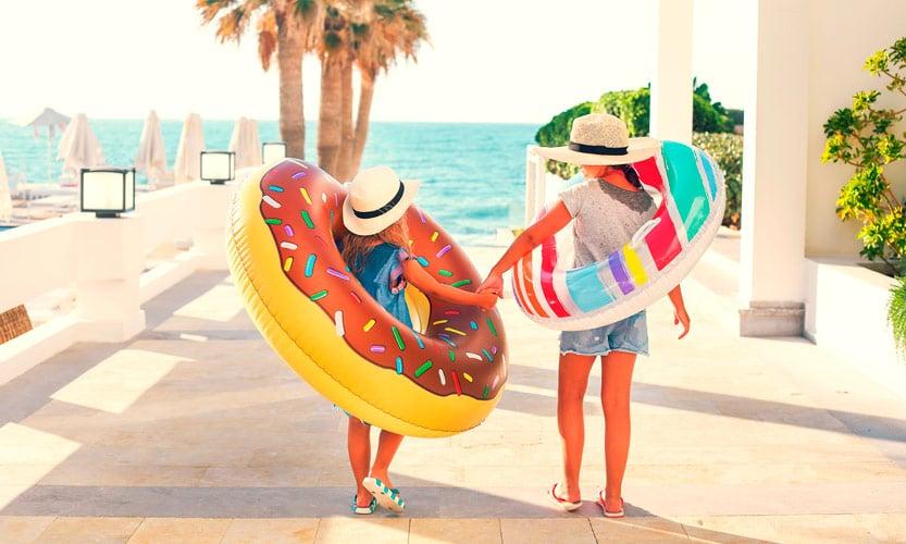 Escoge tu destino de vacaciones sin gluten